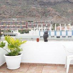 Отель Pensión Eva балкон
