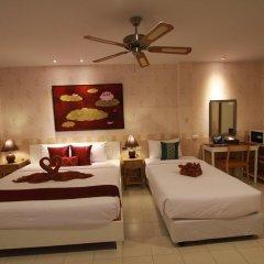 Отель The Guide Hometel 2* Люкс разные типы кроватей фото 9
