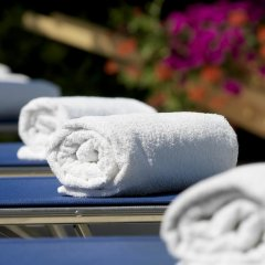 Отель Albicocco Италия, Риччоне - отзывы, цены и фото номеров - забронировать отель Albicocco онлайн ванная