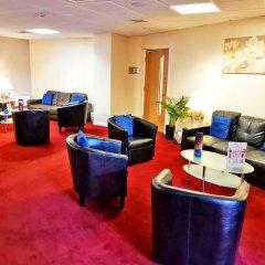 Britannia Edinburgh Hotel Эдинбург интерьер отеля фото 2