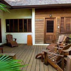 Отель Villas Sur Mer сауна