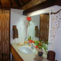 Отель Blue Heaven Island Французская Полинезия, Бора-Бора - отзывы, цены и фото номеров - забронировать отель Blue Heaven Island онлайн ванная фото 4