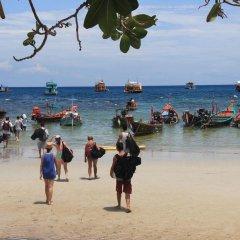 Отель Lotus Paradise Resort Таиланд, Остров Тау - отзывы, цены и фото номеров - забронировать отель Lotus Paradise Resort онлайн приотельная территория фото 2