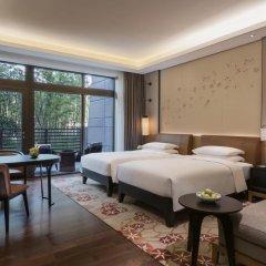 Отель Hyatt Regency Xi'an 5* Стандартный номер с различными типами кроватей фото 2