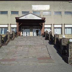 Гостиница Complex Dnister парковка