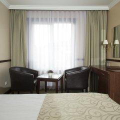 Topkapi Inter Istanbul Hotel 4* Стандартный номер с различными типами кроватей фото 5