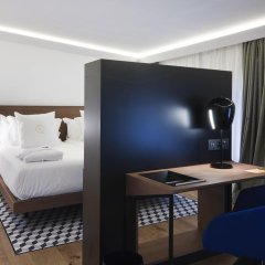 Отель One Shot Palacio Reina Victoria 04 4* Стандартный номер с различными типами кроватей фото 6