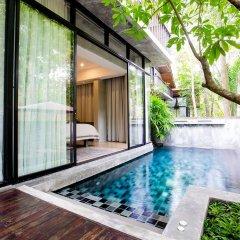 Отель Villa Thalanena Таиланд, Краби - отзывы, цены и фото номеров - забронировать отель Villa Thalanena онлайн бассейн фото 3