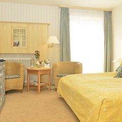 Отель Dorint Strandresort & Spa Ostseebad Wustrow 4* Стандартный номер с двуспальной кроватью фото 5