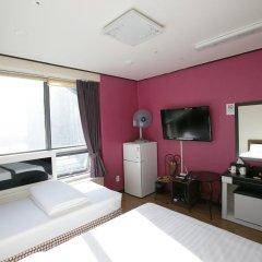 K Hostel Стандартный номер с различными типами кроватей фото 7