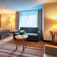 Отель Leonardo Hamburg Airport Гамбург комната для гостей фото 5