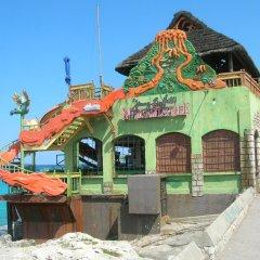 Отель Villa Marlin пляж