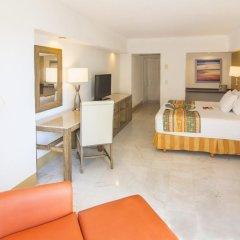 Отель Tesoro Ixtapa - Все включено 3* Номер Делюкс с различными типами кроватей фото 2