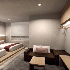 hotel androoms Osaka Hommachi 3* Номер Делюкс с различными типами кроватей