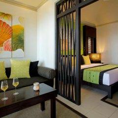 Отель Angsana Ihuru 5* Вилла Beachfront с различными типами кроватей фото 4