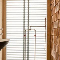 Отель Chalet Hafling Leckplått Авеленго ванная фото 2