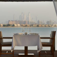 Апартаменты Sofitel The Palm, Дубай, Апартаменты балкон