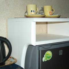 Гостиница Четыре Комнаты Номер Комфорт разные типы кроватей фото 10