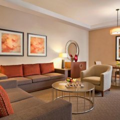 Отель Swissotel Al Ghurair Dubai Стандартный номер фото 8