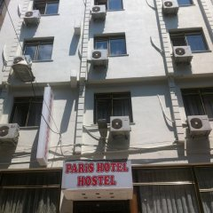 Istanbul Paris Hotel & Hostel Стандартный номер разные типы кроватей фото 26