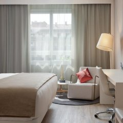 Отель NH Collection San Sebastián Aránzazu 4* Стандартный номер двуспальная кровать фото 6