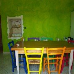 Отель Casa Colori Конверсано питание