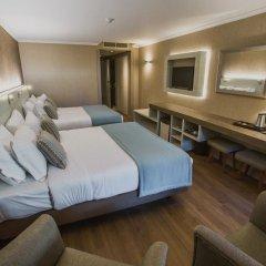 Отель Enotel Lido Madeira - Все включено 5* Стандартный семейный номер с двуспальной кроватью фото 5