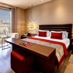 Отель Olivia Plaza 4* Стандартный номер фото 28