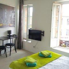 Отель Appartement Saint Sernin Франция, Тулуза - отзывы, цены и фото номеров - забронировать отель Appartement Saint Sernin онлайн комната для гостей фото 4