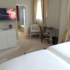 Отель Castillo Del Bosque La Zoreda 5* Стандартный номер с различными типами кроватей фото 7