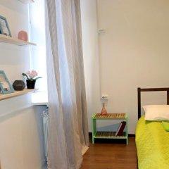 Хостел ULA Стандартный семейный номер с двуспальной кроватью фото 3