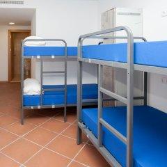 Galaxy Star Hostel Barcelona Кровать в общем номере с двухъярусной кроватью фото 10