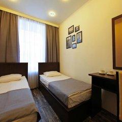 Мини-Отель White & Black Home Стандартный номер с 2 отдельными кроватями фото 2