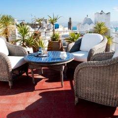 Отель Dar Nour Марокко, Танжер - отзывы, цены и фото номеров - забронировать отель Dar Nour онлайн бассейн фото 2
