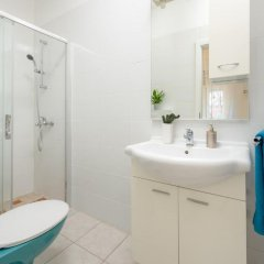Отель Anastasia Suites Zagreb 4* Улучшенный люкс с различными типами кроватей фото 10