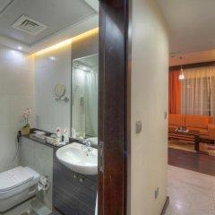 Marina View Deluxe Hotel Apartment 5* Студия с различными типами кроватей фото 4