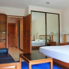 Отель The Monaco Residence Pattaya Таиланд, Паттайя - отзывы, цены и фото номеров - забронировать отель The Monaco Residence Pattaya онлайн комната для гостей фото 4