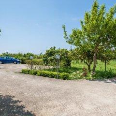 Отель La Torretta di Casa Lippi Казаль-Велино парковка
