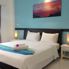 Отель Lovely Rest Номер Делюкс с разными типами кроватей фото 2
