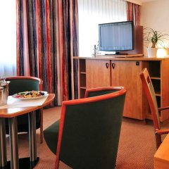 Mercure Hotel Atrium Braunschweig 3* Улучшенный номер с различными типами кроватей