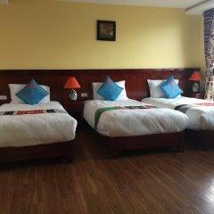 Fansipan View Hotel 3* Люкс с различными типами кроватей