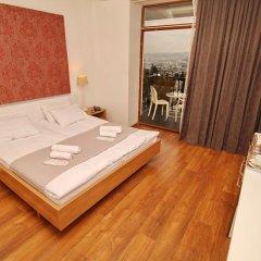 Отель Tbilisi View 3* Улучшенный номер с различными типами кроватей фото 3