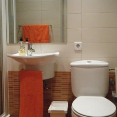 Апартаменты Madrid Studio Apartments ванная фото 2