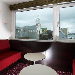 Hotel Tórshavn 3* Стандартный номер с разными типами кроватей