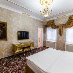 Hotel Petrovsky Prichal Luxury Hotel&SPA 5* Люкс разные типы кроватей фото 10