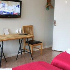Отель Le Mat B&B Göteborg City удобства в номере
