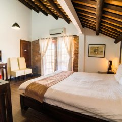 Отель Hoang Dao Villa 3* Улучшенный номер с различными типами кроватей фото 2