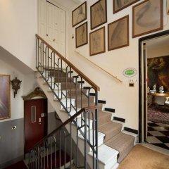 Отель San Giorgio Rooms Генуя интерьер отеля