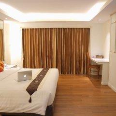Отель Achada Beach Pattaya 3* Номер Делюкс с различными типами кроватей фото 12