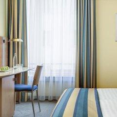 Отель IntercityHotel Düsseldorf 4* Стандартный номер с различными типами кроватей фото 4